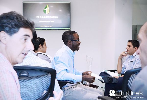 Startup Meetup in Miami